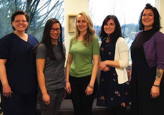 Sage integrative medicine clinic, team photo